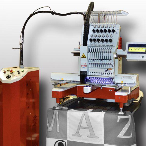 E-Laser 1200: Embroidery Laser BITO USA
