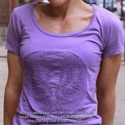 LaserBridge Low-Cut Shirt from BITO