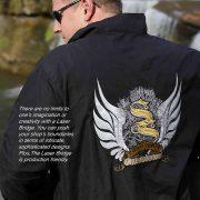 LaserBridge Jacket from BITO