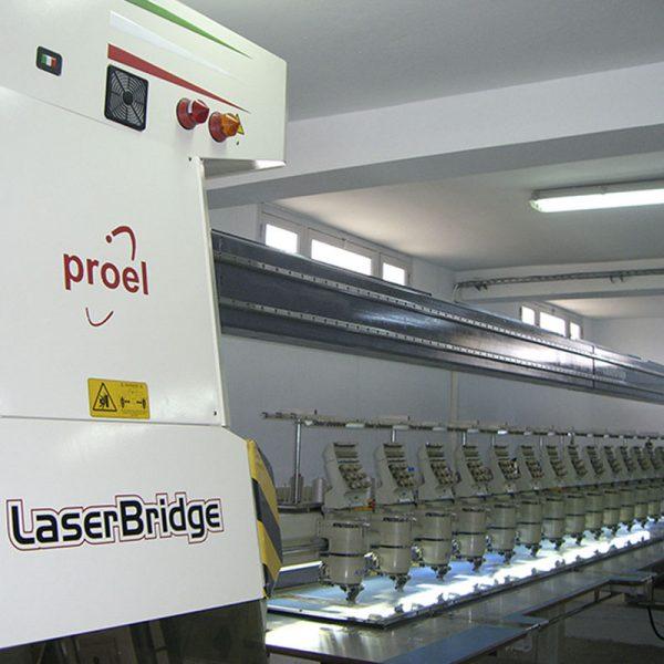LaserBridge from BITO