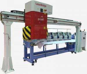 Proel LaserBridge Machine