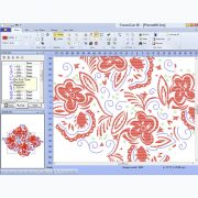 Embroidery Laser Software: FocusCut III from BITO USA