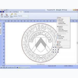 BITO USA Embroidery Laser Software: FocusCut III