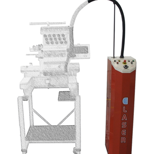 E-Laser II Laser Machine from BITO