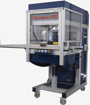 Stratos Laser Machine from BITO