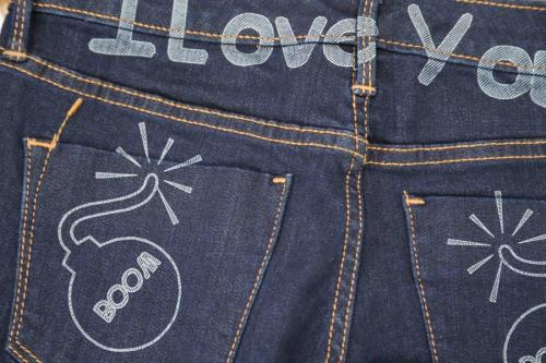 BITO Etched Jeans HiRes