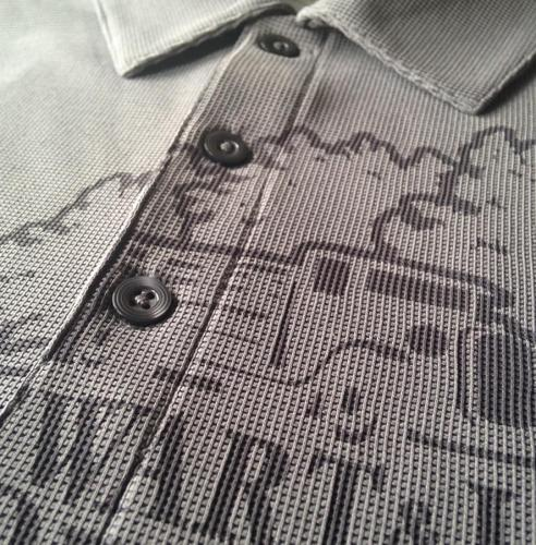 Over Placket Engraving
